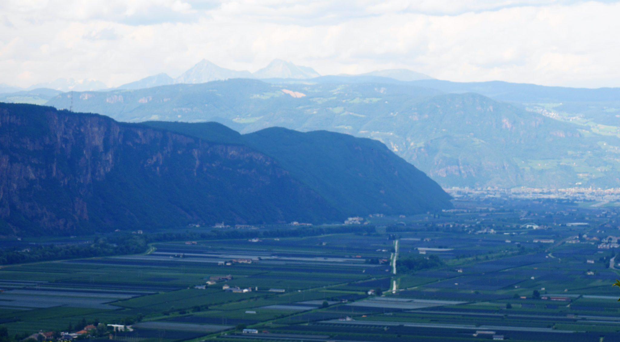 Südtirols Süden Sterzing Bozen Meran Dolomiten Brenner