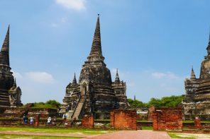 Thailand KulTour hoch drei: Bangkok – Ayuttahya  – Pattaya