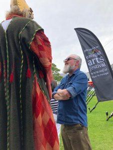 Festival Direktor Paul Brown