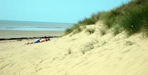 Pays de la Loire Strand