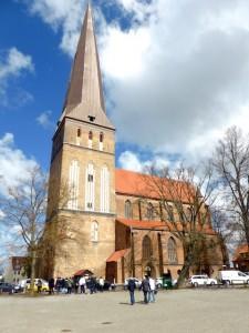 Petrikirche Rostock 2016-04-23 Foto Elke Backert