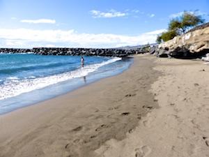 Playa de las Americas Sandstrand