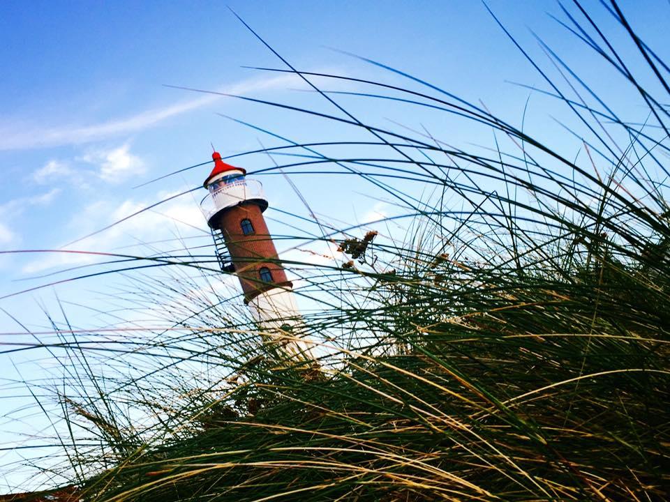 Kein Meer ohne Leuchtturm