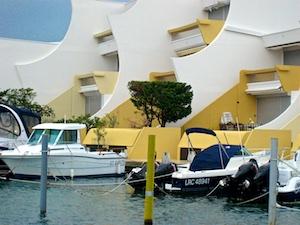 Port Camargue Schiff + Wohnung