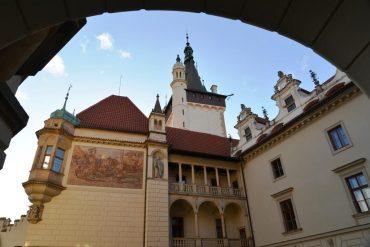 Winterromantik rund um Prag