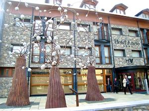 Pyrenaen Benasque Hotel Aneto