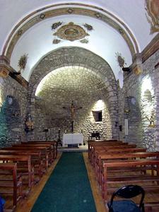 Pyrenaen Benasque Kapelle