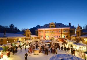 Advent- und Weihnachtszauber in Salzburg