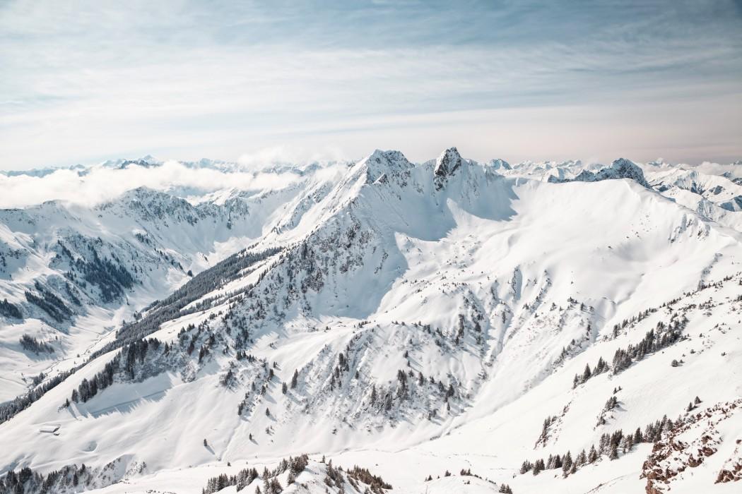 Durch den Zusammenschluss mit Fieberbrunn stehen jetzt 270 Pistenkilometer zur Verfügung. Foto Saalbach Hinterglemm/Christian Woeckinger: