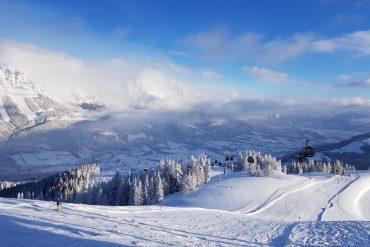 ABGEFAHREN: Schnee-Lust am Wilden Kaiser