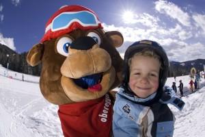 Alle Kinder lieben Bruno, den Bär!