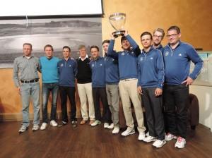 Glückliche Sieger beim Sieper Cup