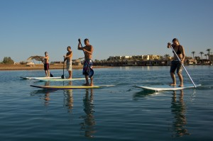 SUP in El Gouna – absolut SUPer!