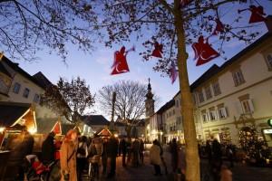 Advent in der Thermenstadt Bad Radkersburg.