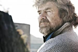 "Reinhold Messner am Bergfestival ""VERTIKALE"""