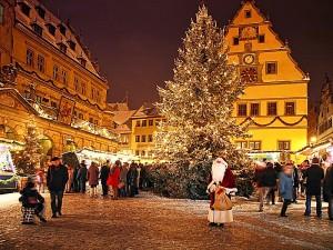 Reiterlesmarkt in Rothenburg ob der Tauber. © Rothenburg Tourismus Service