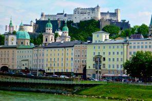 Salzburg: Literarischer Stadtspaziergang