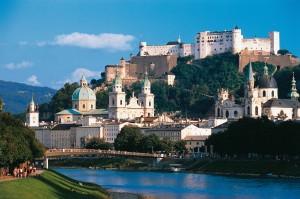 Salzburg mit Kind und Kegel