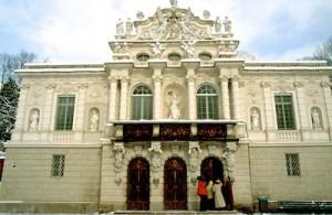 Oberammergau: 43. König-Ludwig-Lauf im Winter, Oper und Theater im Sommer