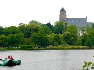Schlossteich Chemnitz  2016-05-27 Foto Elke Backert