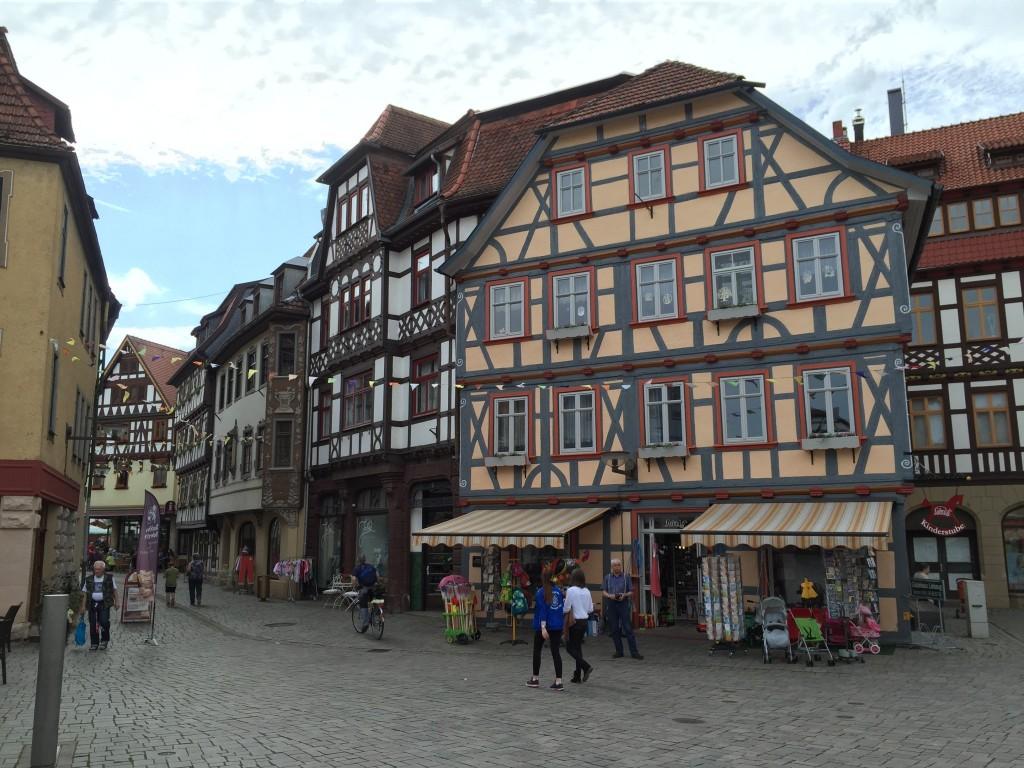 Schmalkalden Altstadt