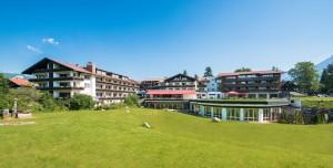 SCHÜLE'S Gesundheitsresort & Spa in Oberstdorf.