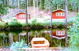 Auf Tatort-Suche durch Schwedens Süden