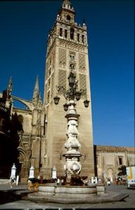 Sevilla Giralda 2010-03-16 Foto Elke Backert
