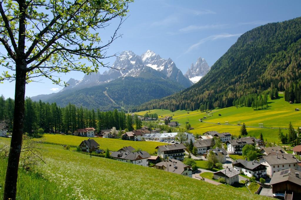 Sexten ist ein Zentrum für Wanderer und Alpinisten. Foto: M. Schönegger.