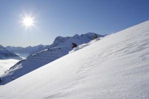 Variantenreiches Schneevergnügen im Bregenzerwald