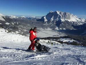 Skifahren mit Handicap