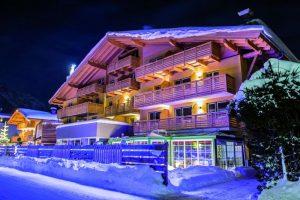 Das Hotel Gutjahr in Abtenau ist ein toller Ausgangsort, um die Region Dachstein West zu erkunden. Bild: Hotel Gutjahr