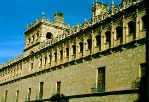 Spanien Salamanca Palacio de Monterrey