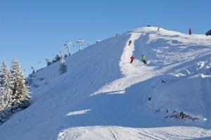 Im Skigebiet Spitzingsee-Tegernsee öffnen am Samstag, 10. Dezember, die Lifte. Foto: Doppelmayr / Alpenbahnen Spitzingsee