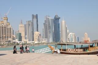Stadtansicht Doha9005