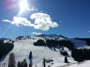 Alpen Plus Gebiete starten in die Skisaison