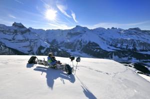 Der Schweizer Winter – ein Winter zum Verlieben.