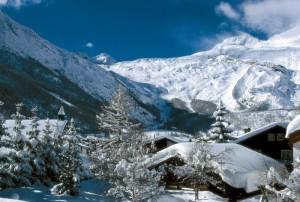 Winterstart in Graubünden mit Nikoläusen