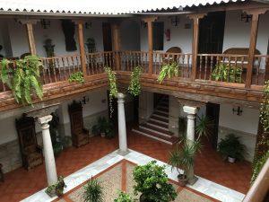 Hotel Casa Palacio, Sta Cruz de Mudela