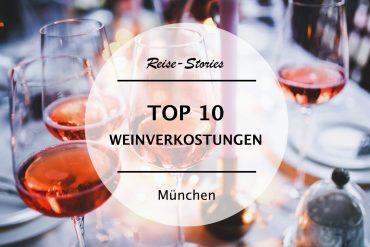 TOP 10 – Die besten Lokale für Weinverkostungen in München