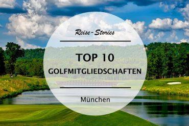 TOP 10 - Die besten Golfmitgliedschaften München