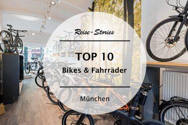 TOP 10 | Die besten Fahrrad-Geschäfte in München