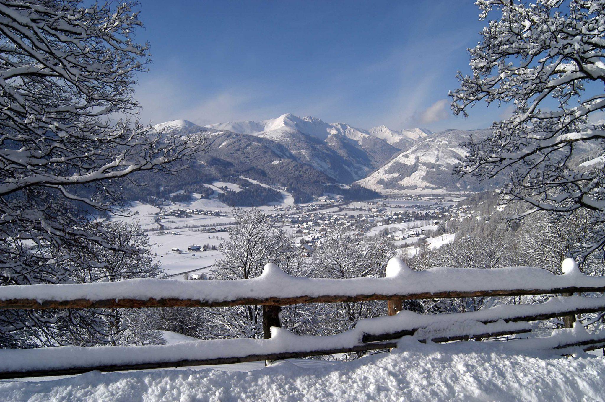 Salzburger Lungau – Winterurlaub, der erdet.