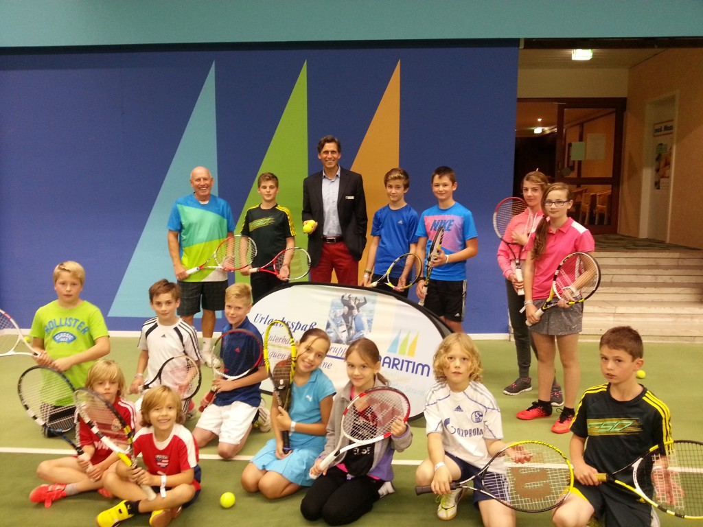 Tenniscamp Otto Hilzendegen
