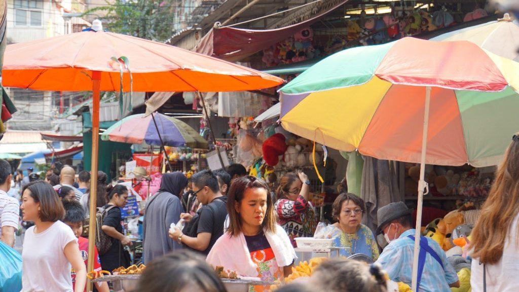 Thailand Phuket Bangkok Reisebericht