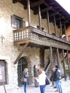 Tizian-Geburtshaus Pieve di Cadore (1)