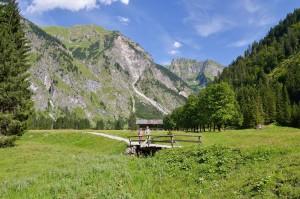 Oberstdorf startet in die Wandersaison