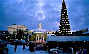 Die finnische Weihnachtsstadt heißt Turku
