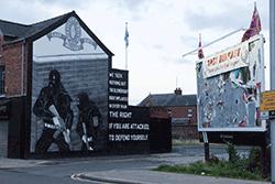 Mural, Belfast