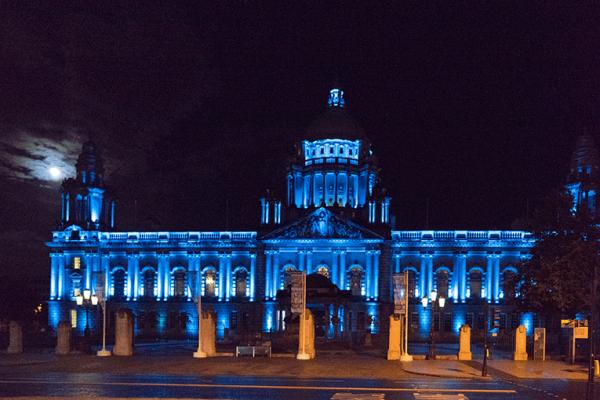 Belfast, Rathaus